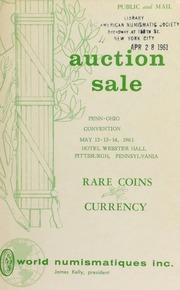 Penn-Ohio convention auction sale. [05/12-14/1961]