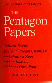 Best Custom Essays  Critical Essays Edited By Noam Chomsky And Howard Zinn And An Index To  Volumes Onefour  Chomsky N  Free Download Borrow And Streaming   Internet  Synthesis Essay Topic Ideas also Essay Punctuality The Pentagon Papers Vol  Critical Essays Edited By Noam Chomsky  Tartuffe Essay