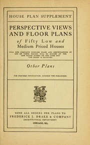 Fireproof construction for houses and other buildings at for Moderate house plans