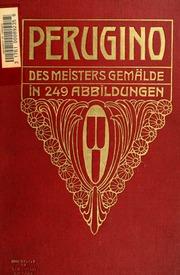 Perugino: des Meisters Gemälde