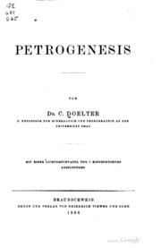 Petrogenesis