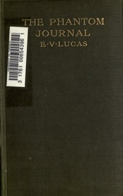 essays by e v lucas Explore some of e v lucas best quotations and sayings on quotesnet -- such  as  he is now remembered for his essays and books about london and travel,.