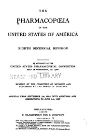 HOMEOPATHIC THE PHARMACOPOEIA UNITED OF STATES