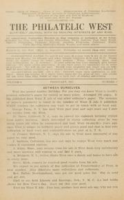 The Philatelic West: 1927