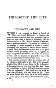 philosophy of life and other essays b j gupta philosophy and life and other essays