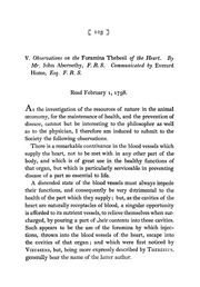 essay toward solving a problem in the doctrine of chances An essay towards solving a problem in the doctrine of chances by the late rev  mr bayes, f r s communicated by mr price, in a letter to john canton,.