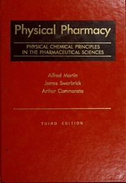 ALFRED MARTIN PHYSICAL PHARMACY PDF DOWNLOAD