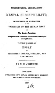 maria edgeworth an essay on the noble science of self-justification Letters for literary ladies by maria edgeworth an essay on the noble science of self-justification letters for literary ladies maria edgeworth.