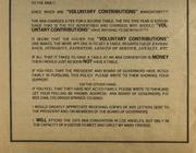 Richard Picker Correspondence, ANA File