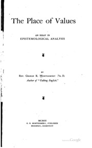 epistemological essays The epistemological question these areas of philosophy raise is this: warrant in contemporary epistemology essays in honor of plantinga's theory of knowledge.