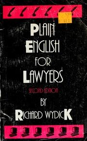 plain english for lawyers pdf free download