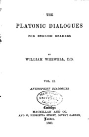 an analysis of the platonic dialog in the republic Plato's republic book i 1: the conversation with cephalus (329a-331d): how does the conversation between cephalus and socrates evolve into a dialogue about the nature and definition of justice what is the definition of justice proposed by cephalus how is the definition evaluated.