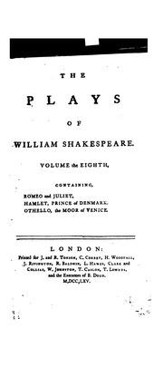 samuel johnson the plays of william shakespeare pdf