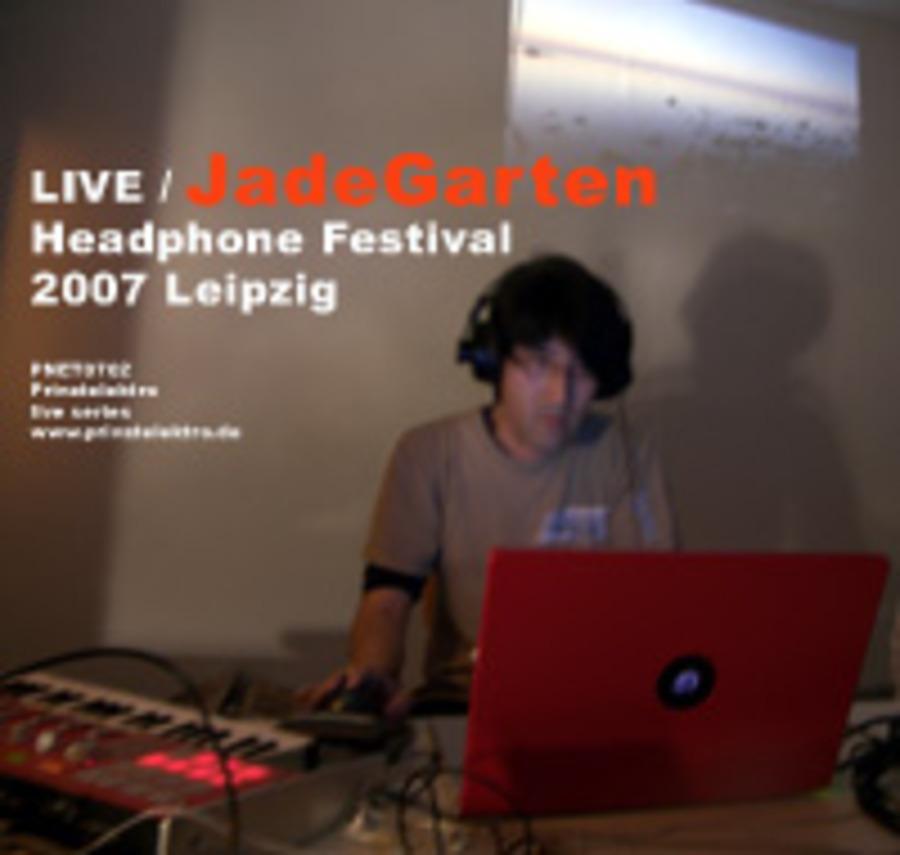 plive0702] JadeGarden - Live At Privatelektro Headphone