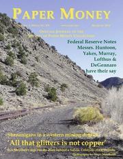 Paper Money (May/June, 2012)