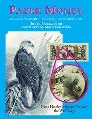 Paper Money (November/December, 2012)
