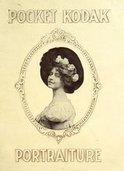 Pocket Kodak portraiture