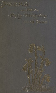 Letters of emily dickinson dickinson emily 1830 1886 free poems by emily dickinson fandeluxe Epub