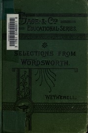 william wordsworth and matthew arnold Comparative poetry, poets - william wordsworth and matthew arnold.