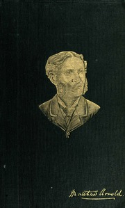 matthew arnold essays in criticism