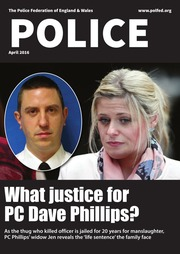 POLICE Magazine April 2016