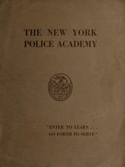 Police Academy, City of New...