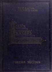 Polk's Bankers Encyclopedia