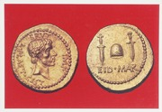 Postcards from the collection of Bob Merchant: Ancient Coins
