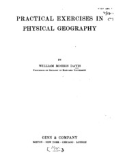 Geographical essays davis