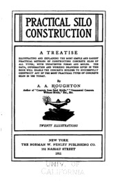 concrete from sand molds a practical treatise explaining