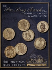 The Pre-Long Beach Sale: Featuring Ancient and World Coins