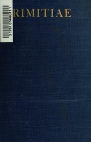 essays in literature history froude james anthony  primitiae essays in english literature