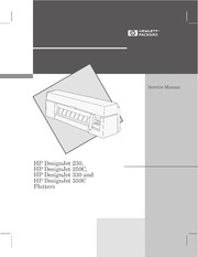 Hp designjet 230 250c 330 350c service manual free download hp designjet 230 250c 330 350c service manual free download borrow and streaming internet archive fandeluxe Images