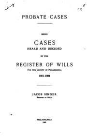 wills case digest Wills - testamentary capacity - legal capacity digest no tld-january292018002 appeal by stekar from admission of fresh evidence on appeal in a civil case.