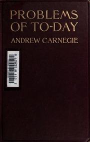 Carnegie in Puck Magazine