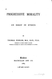 ethics and morality 7 essay Science and morality: you can't derive 'ought' from 'is' : 137: cosmos and culture can science tell us what's right and wrong sean caroll says no way.