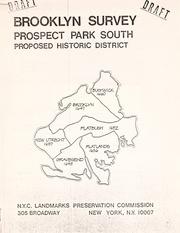 Prospect Park South propose...
