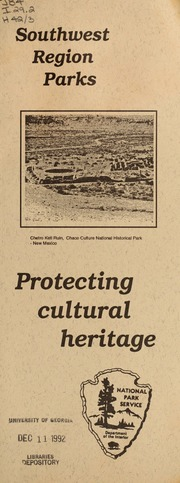 Protecting Cultural Heritage