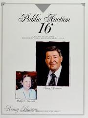 Public Auction 16