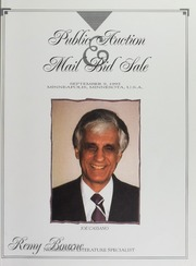Public Auction & Mail Bid sale 1