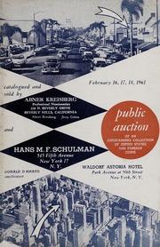 Public Auction Sale February 16, 17, 18, 1961