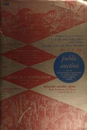 Public Auction Sale May 20, 21, 1966