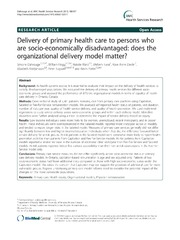 literature review on health care services Literature review - testing the the effect of pastoral care services on anxiety spiritual care, pastoral care, and chaplains: trends in the health care.
