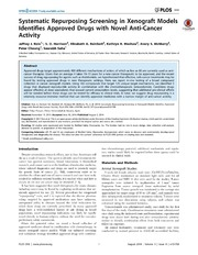 identification of cuminoids with anticancer activity essay