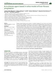 Vol 2: A Multiscale Agent-Based in silico Model of Liver Fibrosis Progression.