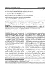 Vol 7: Pyelonephritis Caused Solely by Escherichia hermanii.