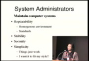 Image from PyCon 2009: How to Build Applications Linux Distributions will Package (#78)