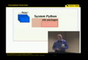 Image from PyCon 2009: Eggs and Buildout Deployment in Python (Part 1 of 3)