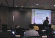Image from PyCon 2009: Internet Programming with Python (Part 1 of 3)
