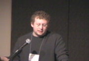 Image from PyCon 2009: Plenary: Morning Lightning Talks (Saturday)